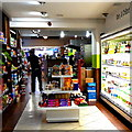 G9278 : County Donegal - Donegal Town - Foody's Convenience Store Interior by Suzanne Mischyshyn