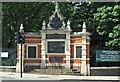 TQ2877 : Carabiniers Memorial by Thomas Nugent