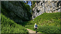 SD7571 : Approaching Trow Gill by Kim Fyson