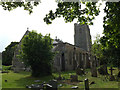 TM1877 : St.Peter & St.Paul Church, Hoxne by Adrian Cable