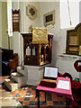 TM1877 : Pulpit of St.Peter & St.Paul Church, Hoxne by Geographer