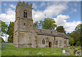SP5141 : St Mary's Church, Thenford by David P Howard