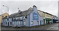 B9332 : Falcarragh (An Fál Carrach) by Anne Burgess