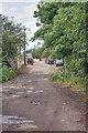 SK5419 : Moor Lane by Mick Garratt