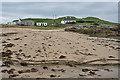 C0942 : Beach at Doagh by Anne Burgess