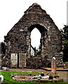 G9278 : County Donegal - Donegal Town - Donegal Abbey / Friary by Suzanne Mischyshyn