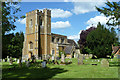 SP9019 : Mentmore church by Robin Webster