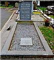G6742 : County Sligo - Drumcliffe Church & Cemetery - William Butler Yeats Grave by Suzanne Mischyshyn