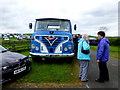 H5267 : Foden lorry, Clogherny Glebe by Kenneth  Allen