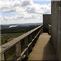 NY6093 : Kielder Observatory by Roger Gittins
