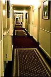L9984 : County Mayo - Westport - New Road - Hotel Westport - Third Floor Hallway by Suzanne Mischyshyn