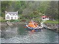 NR4369 : Lifeboat at Port Askaig by M J Richardson