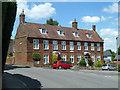 SP8827 : Lovett House, Chapel Hill, Soulbury by Robin Webster