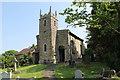 SK8693 : All Saints' church, Pilham by J.Hannan-Briggs