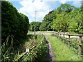 SU0154 : Russell Mill & Strawberry Hill Walk [5] by Christine Johnstone