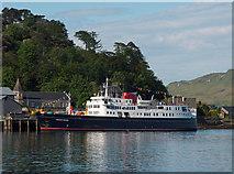 NM8529 : Hebridean Princess in Oban by The Carlisle Kid