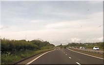 NS3530 : B746 junction from A78 by John Firth