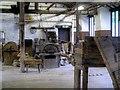 SD3788 : Old Lathe Shop at Stott Park Bobbin Mill by David Dixon