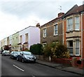 ST6071 : Change of house type, Balmain Street, Totterdown, Bristol by Jaggery