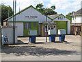 TM2744 : Oak Garage, Waldringfield by Roger Jones