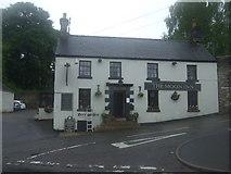 SK2375 : The Moon Inn, Stoney Middleton by JThomas