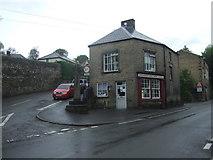 SK2375 : Farm shop, Stoney Middleton by JThomas