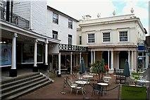 TQ5838 : Bath House, Tunbridge Wells by Christopher Hall