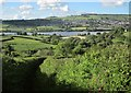 SX9071 : Toward the Teign estuary by Derek Harper