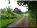 SU1724 : Charlton All Saints, granary by Mike Faherty