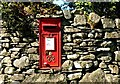 NY3403 : King George VI post box by Norman Caesar