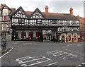 SJ4912 : Tanners Wine Merchants HQ in Shrewsbury by Jaggery