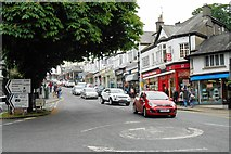 SD4096 : Lake Road, Bowness-on-Windermere by David Dixon