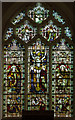 SK8791 : East Window, St Laurence's church, Corringham by J.Hannan-Briggs