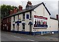SJ4912 : The Globe pub for sale, Shrewsbury by Jaggery