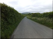 SX6296 : Looking south towards Church Hill Cross by David Smith