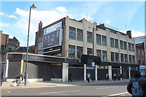 TQ3382 : Nical Building, Shoreditch High Street, London by Bob Embleton
