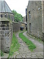 SE0636 : John Street - Kaye Hill by Betty Longbottom