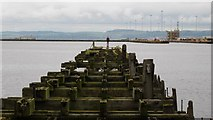 NT2677 : West Pier, Port of Leith by Graham Robson