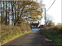 SP0575 : Lane to Forhill by Robin Stott