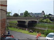 TM1543 : Station Bridge by Hamish Griffin