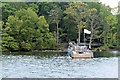 NY3801 : Brockhole Landing Stage, Windermere by David Dixon