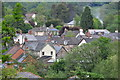 SS9128 : West Somerset : Dulverton Scenery by Lewis Clarke