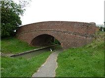SP7256 : Bridge 4, Grand Junction Canal - Northampton Arm by Mr Biz