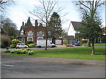 SP0481 : Styles on Willow Road-Bournville, Birmingham by Martin Richard Phelan