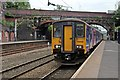 SJ8892 : Northern Rail Class 150, 150269, Heaton Chapel railway station by El Pollock