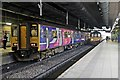 SJ8399 : Northern Rail Class 150s, Manchester Victoria railway station by El Pollock
