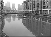 TQ3680 : Hilton Docklands by Eirian Evans