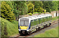 J2564 : Diverted train, Knockmore, Lisburn - June 2014(2) by Albert Bridge