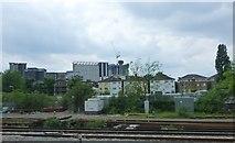 TQ3266 : Looking across Croydon by Russel Wills