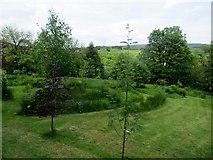 SD7217 : West Pennine Memorial Park by Philip Platt